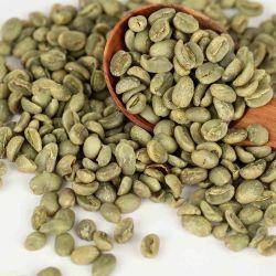 Арабики зеленых кофейных зерен малого размера
