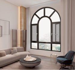 Aluminiumhersteller für Aluminiumflügelfenster und schiebendes Fenster und Tür