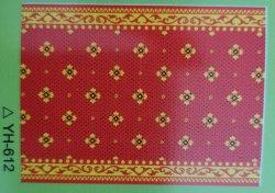 O poliéster Estampados Carpet, não tecidos Carpet