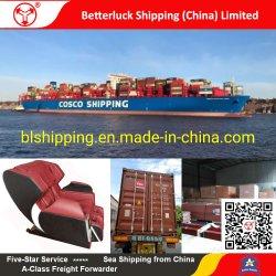 Массажное кресло грузы из Шанхая в Бухаресте морские грузовые перевозки сервис