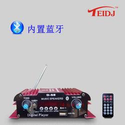 CD DVDエムピー・スリーの入力引渡しのハイファイSteteo USB/TF/FMのアンプ