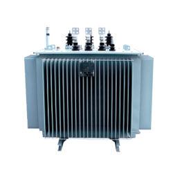 S11-M Trois Phase 33kv à 400V Distribution Oil-Immersed transformateur de puissance