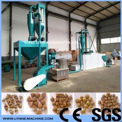 Alimentazione dei pesci della pallina/riga di galleggiamento automatiche di produzione alimentare con Ce
