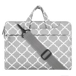 Saco de ombro com laptop compatível 15-15,6 polegadas MacBook Pro, Netbook Ultrabook Tablet