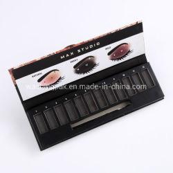 Custom Palette maquillage Fard à paupières cas Palette Boîte compacte Cosmetic Packaging