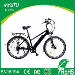 Ciclo elettrico del ciclo elettrico E dell'indicatore luminoso verde da 26 pollici