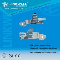 EMC Montaje Industrial blindaje del cable de la abrazadera (SF/SKL)