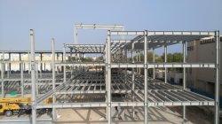 Edificio de estructura de acero prefabricados Multi-Storey entresuelo
