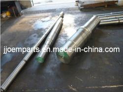 DIN 86CrMoV7(1.2327) forja y forjados de los anillos de acero forjado barras redondas planas de los ejes de arbustos de fundas de discos discos casquillo Tubos los tubos de bloques de conchas de barras huecas barriles
