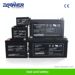 4-250ah AGA 12V - Batterie AGM Deep Cycle maintenance gratuite Batterie plomb-acide scellée