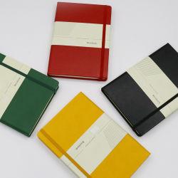 Классический ноутбук Journal, вынес решение, жесткий футляр, провод фиолетового цвета кожи