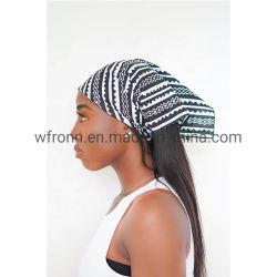 Personnalisé de haute qualité 22x22 pouces de l'impression Fashion Bandana sur la tête