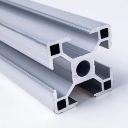 Aluminium T6 des Oval-6061 verdrängte Formen in den Aluminiumlieferanten