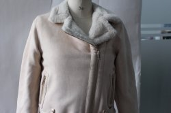 Großhandels-Soem-späteste Entwurfs-Winter-Kleidungs-Form-Veloursleder-Umhüllung