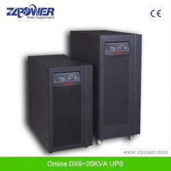 6KVA 10kVA UPS 무정전 전원 공급 장치, 퓨어 사인 웨이브 UPS 20K-40K