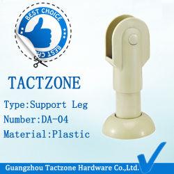 De hoogste Benen van de Steun van de Toebehoren van de Verdeling van de Cel van het Toilet van de Verkoop Plastic Regelbare