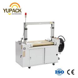 Carton de bandes automatique de PP/cas /Case/sangle Strapper/cerclage de la machine avec l'érection de l'étiquetage d'étanchéité du système de palettisation pour l'emballage /Package/convoyeur d'emballage