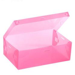 علبة تغليف بلاستيكي PP مخصص لأحذية التخزين