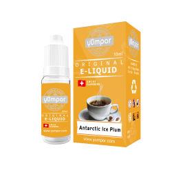 E-organique Yumpor de jus de la FDA a approuvé la saveur Premium E liquides E cigarette (0-24 mg de nicotine)