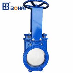 무쇠 Wcb 물자 산업 처리에 관하여 웨이퍼 칼 게이트 밸브 가격