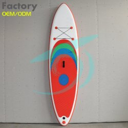 صنع وفقا لطلب الزّبون قابل للنفخ [سوب] مغدف ريش لوح ركوب الأمواج لأنّ تزلّج على الماء