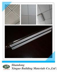 Personalizado de alto rendimiento de las cuadrículas de falso techo de metal Superior T-Bar