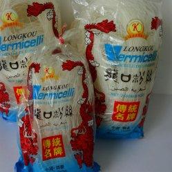 China-Herstellung Bohne-Stärke Longkou Suppennudeln Longkow