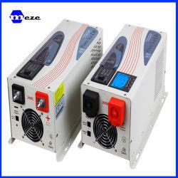 Новый дизайн инвертор 2000W 12V 24В постоянного тока Чистый синус Wvae зарядное устройство инвертора 25A макс.
