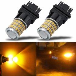 Neuester 9-30V super heller Schwachstrom 3156 3157 3057 4157 LED-Birnen mit Projektor-Abwechslung für Drehung-Signal-Lichter