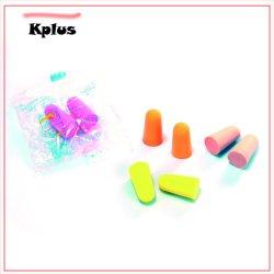 Custom tampões de ouvido para dormir tampões no caso de plástico moldado