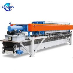 Preiswerter automatischer Raum-Presse-Filter mit Filter-Platten-Riemen-Filterpresse-Filterpresse-Preis