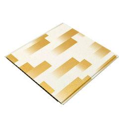 Neues Entwurfs-hölzernes Farben-Muster Belüftung-falsche Decke für Büro-Wand-Dekoration-Haushalts-Dekor