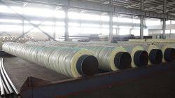 ステンレス鋼の管の320のCの流れの蒸気