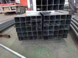Rechteckiges Stahlrohr-Höhlung-Kapitel-Profil-Rohr verwendet für Gewächshaus Braket Support