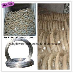 사우디 아라비아용 Anping Bwg22, 7kg/Roll G.I. 바인딩 와이어