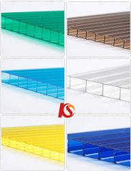 PC/поликарбоната полой Greehouse/Sunhouse крыши/кровельных листов