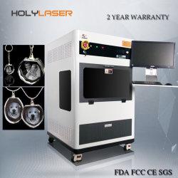Meilleur prix fabricant chinois 2D/3D Sub-Surface machine à gravure laser de cristal