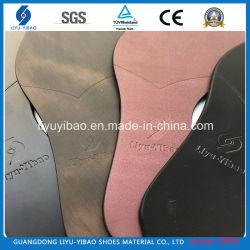 La impresión de suela de zapato zapatos de tacón