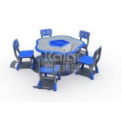L'éducation préscolaire des meubles d'Kaiqi Table et chaises pour enfants avec une bonne qualité