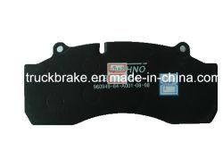 A pastilha de freio do veículo veículo 29120/D1441-8577