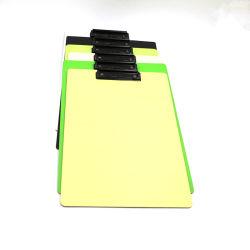 PP de suministros de oficina Material de espuma de tres capas portapapeles