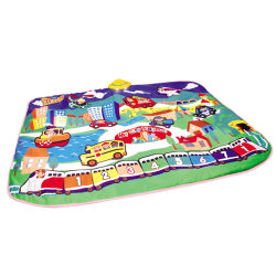 Baby-musikalisches erlernenteppich-pädagogisches Spielzeug (H5787018)