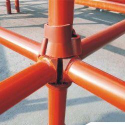 الفولاذ Cup Lock أنواع إطارات Scaffold السعر