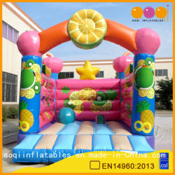 Birthday Party Décorations Fruits gonflable Bouncer (AQ01531)