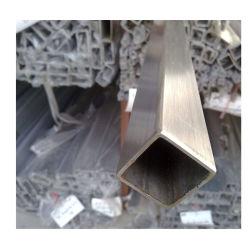 SS304 SS316 carré soudés en acier inoxydable rectangulaire de tubes de soudage