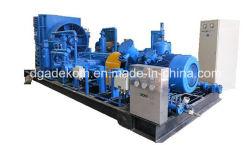 Sable de alta presión Nactural compresor de pistón de gas GNC