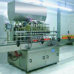 Haut Grade Machine de remplissage automatique de pompe à lobes pour divers liquides et coller