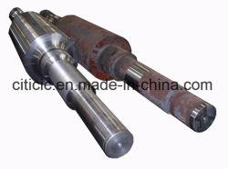 Forger l'arbre de pignon pour système de transmission de la machine de meulage