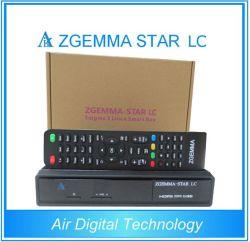 HD de digitale de zgemma-Ster van de Ontvanger van de Kabel LC Gebaseerde Tuner van Linux dvb-c