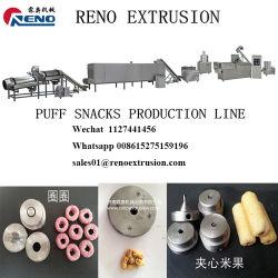 対のScrew Snack ExtruderかSnack Food Extruder/Puff Corn Extruder Machine From中国Factory Manufacturer